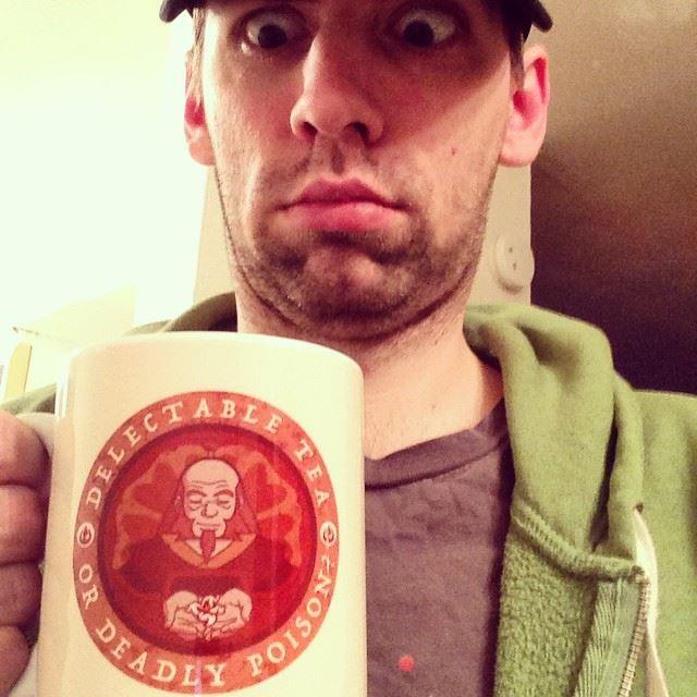 adam coffee
