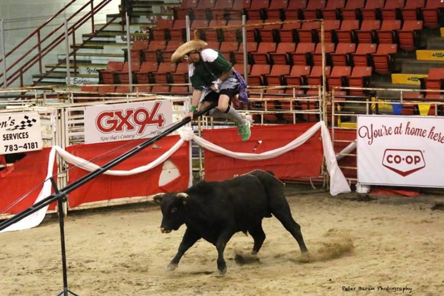 jason over bull